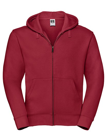 Russell - Men`s Authentic Zipped Hood Jacket