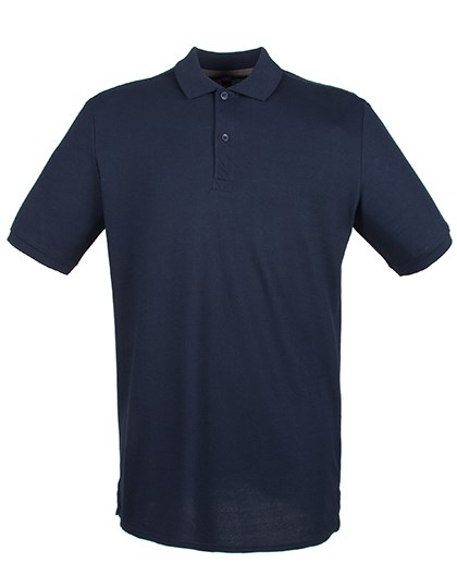 Henbury - Men's Micro-fine Pique Polo Shirt