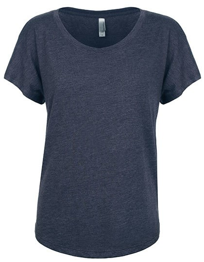 Next Level Apparel - Ladies` Tri-Blend Dolman-T-Shirt