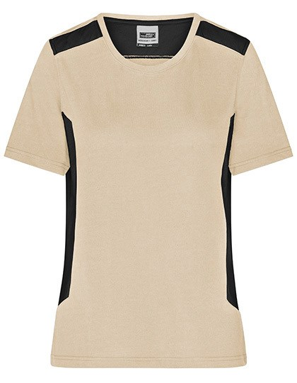 James+Nicholson - Ladies' Workwear T-Shirt -STRONG-