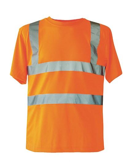 Korntex - Hi-Viz T-Shirt EN ISO 20471