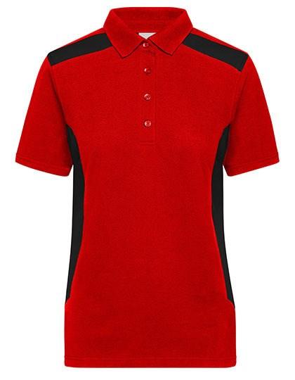 James+Nicholson - Ladies' Workwear Polo -STRONG-