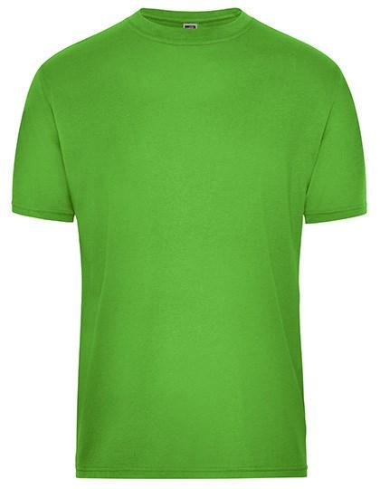 James+Nicholson - Men's BIO Workwear T-Shirt