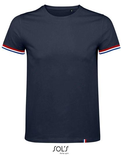 SOL´S - Men´s Short Sleeve T-Shirt Rainbow