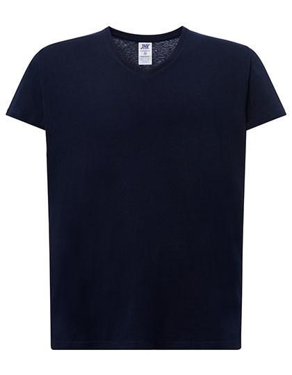 JHK - Curves T-Shirt V-Neck Lady