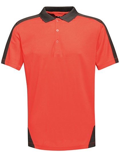 Regatta Contrast Collection - Contrast Coolweave Polo