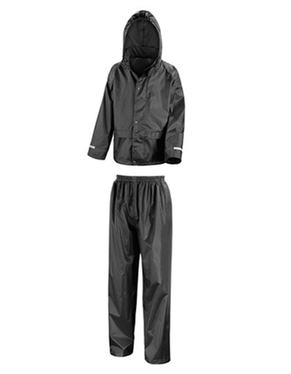 Result Core - Junior Rain Suit
