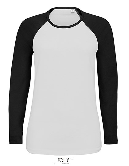 SOL´S - Women`s Milky Long Sleeve T-Shirt