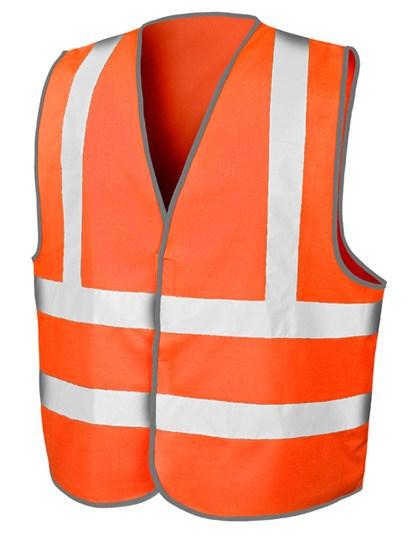 Result Safe-Guard - High Vis Motorway Vest