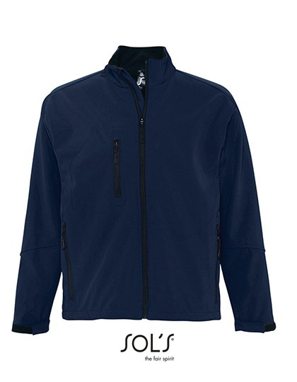 SOL´S - Men`s Softshell Jacket Relax