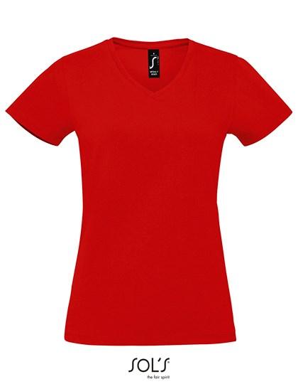 SOL´S - Imperial V-Neck Women T-Shirt