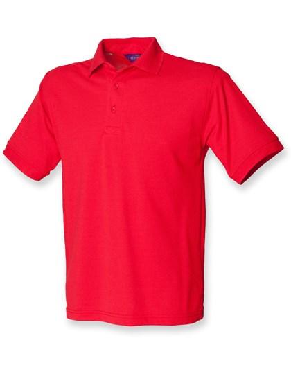 Henbury - Men`s 65/35 Classic Piqué Polo Shirt