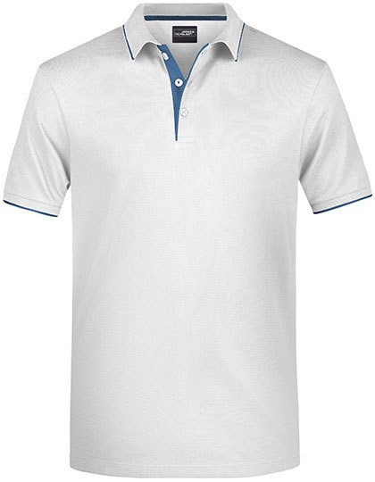James+Nicholson - Men`s Polo Stripe