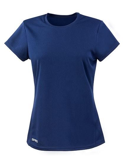 SPIRO - Ladies` Quick Dry Shirt