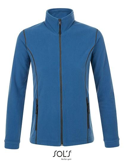 SOL´S - Micro Fleece Zipped Jacket Nova Women