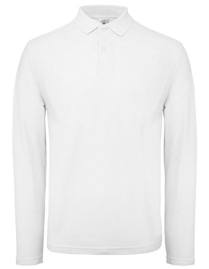 B&C - Long Sleeve Polo ID.001 / Unisex