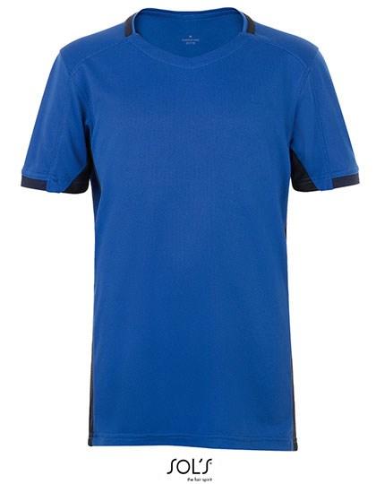 SOL´S Teamsport - Classico Kids Contrast Shirt