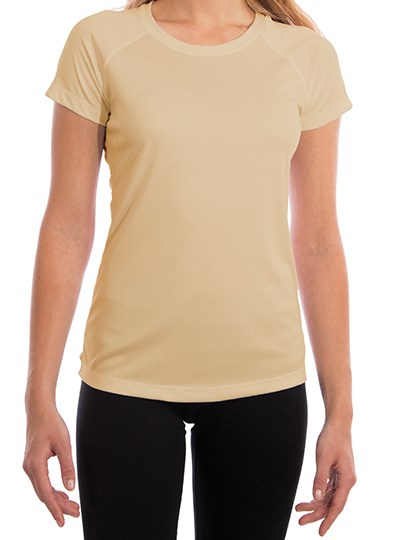 Vapor Apparel - Ladies` Solar Performance Short Sleeve T-Shirt