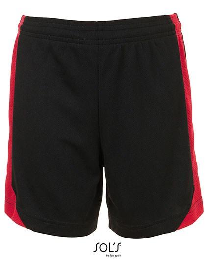 SOL´S Teamsport - Olimpico Contrast Kids Short