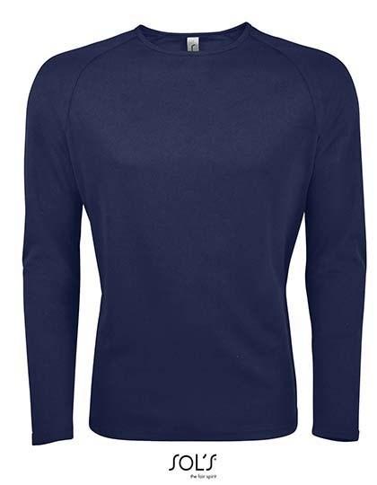 SOL´S - Men`s Long-Sleeve Sports T-Shirt Sporty