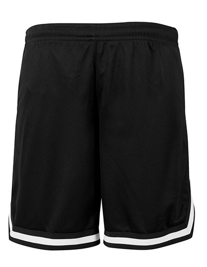 Build Your Brand - Two-tone Mesh Shorts
