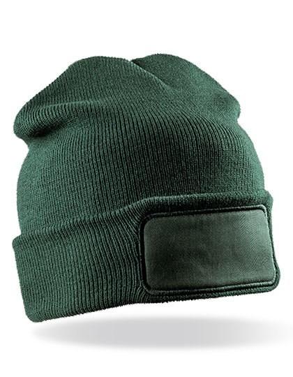 Result Winter Essentials - Double Knit Printers Beanie