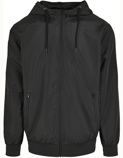 Build Your Brand - Recycled Windrunner