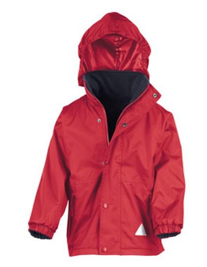 Result - Youth Reversible Stormdri 4000 Fleece Jacket