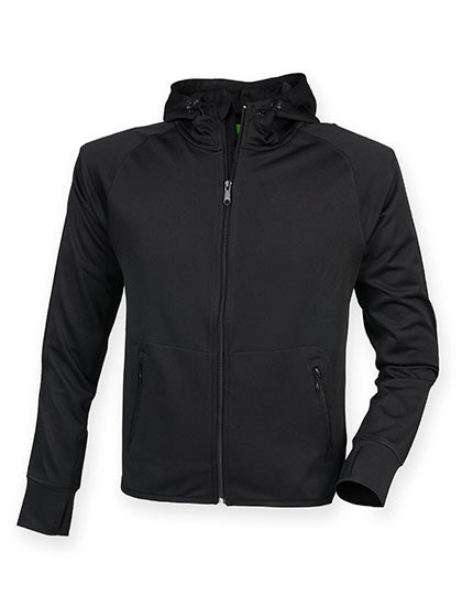 Tombo - Ladies` Hoodie with Reflective Tape