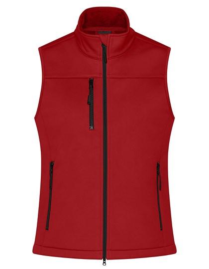 James+Nicholson - Ladies' Softshell Vest