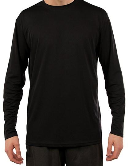 Vapor Apparel - Solar Performance Long Sleeve T-Shirt