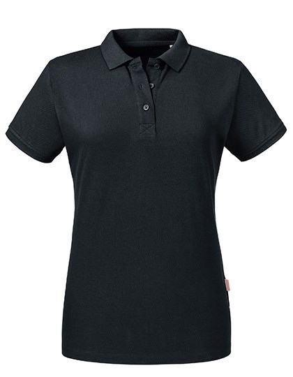 Russell Pure Organic - Ladies´ Pure Organic Polo