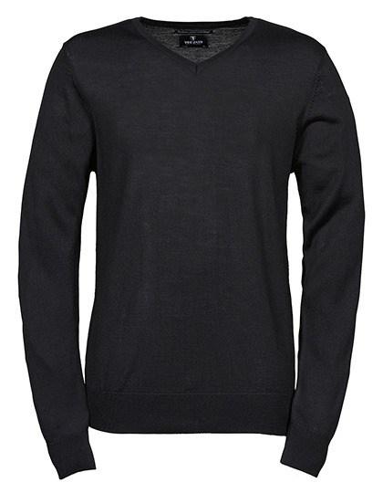 Tee Jays - Men`s V-Neck Sweater