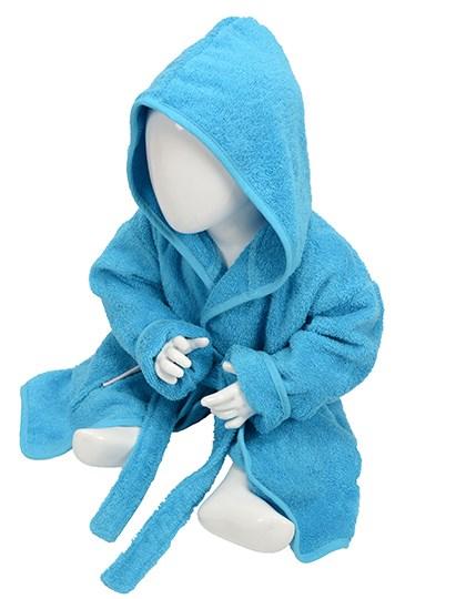 A&R - Babiezz® Bathrobe with Hood