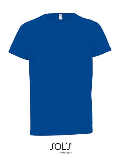 SOL´S - Kids` Raglan Sleeved T-Shirt Sporty