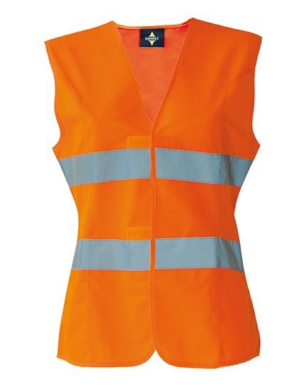 Korntex - Women`s Safety Vest EN ISO 20471