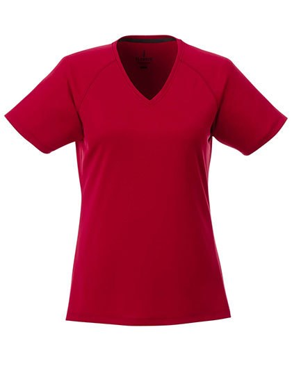 Elevate - Amery V-Neck Ladies T-Shirt Cool Fit