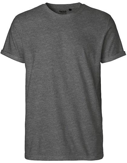 Neutral - Men`s Roll Up Sleeve T-Shirt