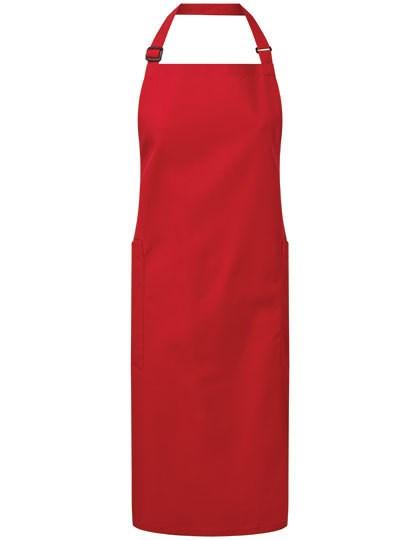 Premier Workwear - Recycled & Organic Fairtrade Bib Apron
