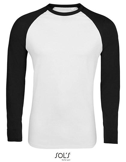 SOL´S - Men`s Funky Long Sleeve T-Shirt