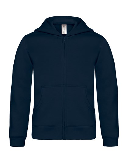 B&C - Hooded Full Zip Sweat / Kids