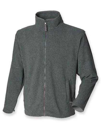 Henbury - Men`s Microfleece Jacket