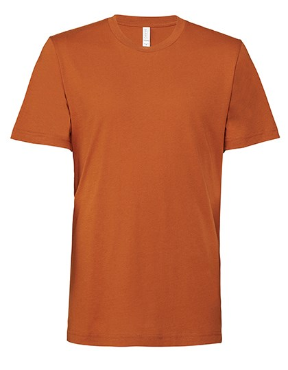 Canvas - Unisex Jersey Crew Neck T-Shirt
