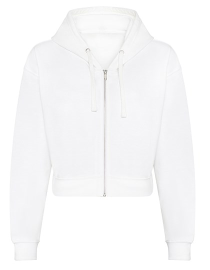 Just Hoods - Women´s Fashion Cropped Zoodie