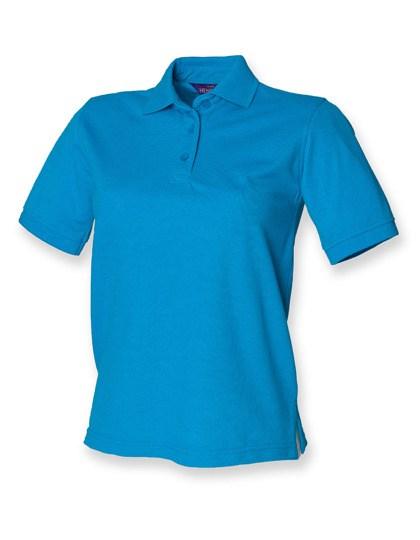Henbury - Ladies` 65/35 Classic Piqué Polo Shirt