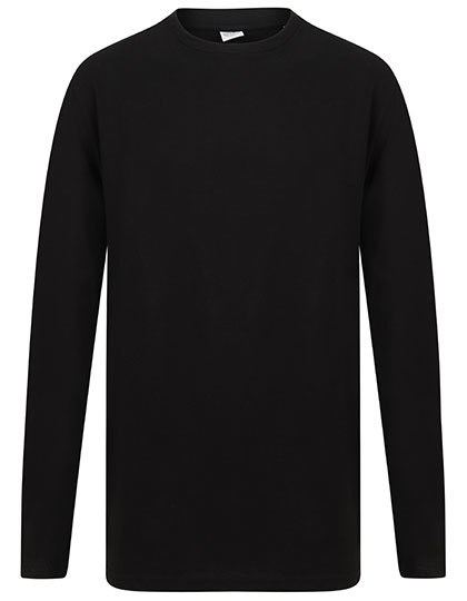 SF Men - Men´s Long Sleeved Longline T