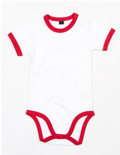 Babybugz - Baby Ringer Bodysuit