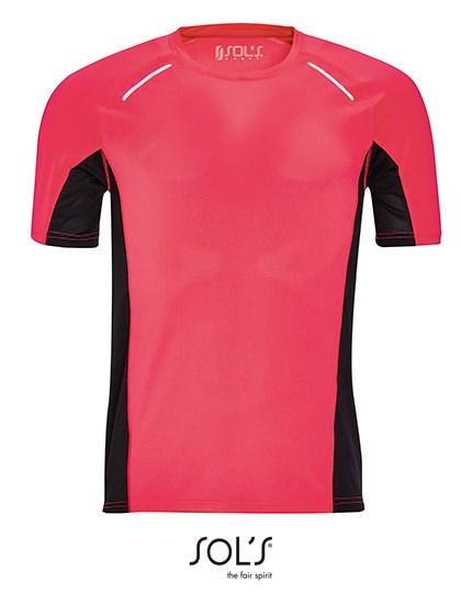 SOL´S - Men`s Short Sleeve Running T-Shirt Sydney