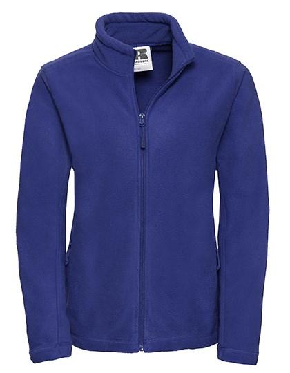 Russell - Ladies` Full Zip Outdoor Fleece