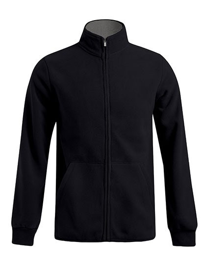 Promodoro - Men`s Double Fleece Jacket